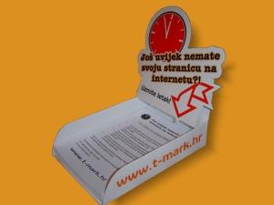 Kutija za letke T-mark