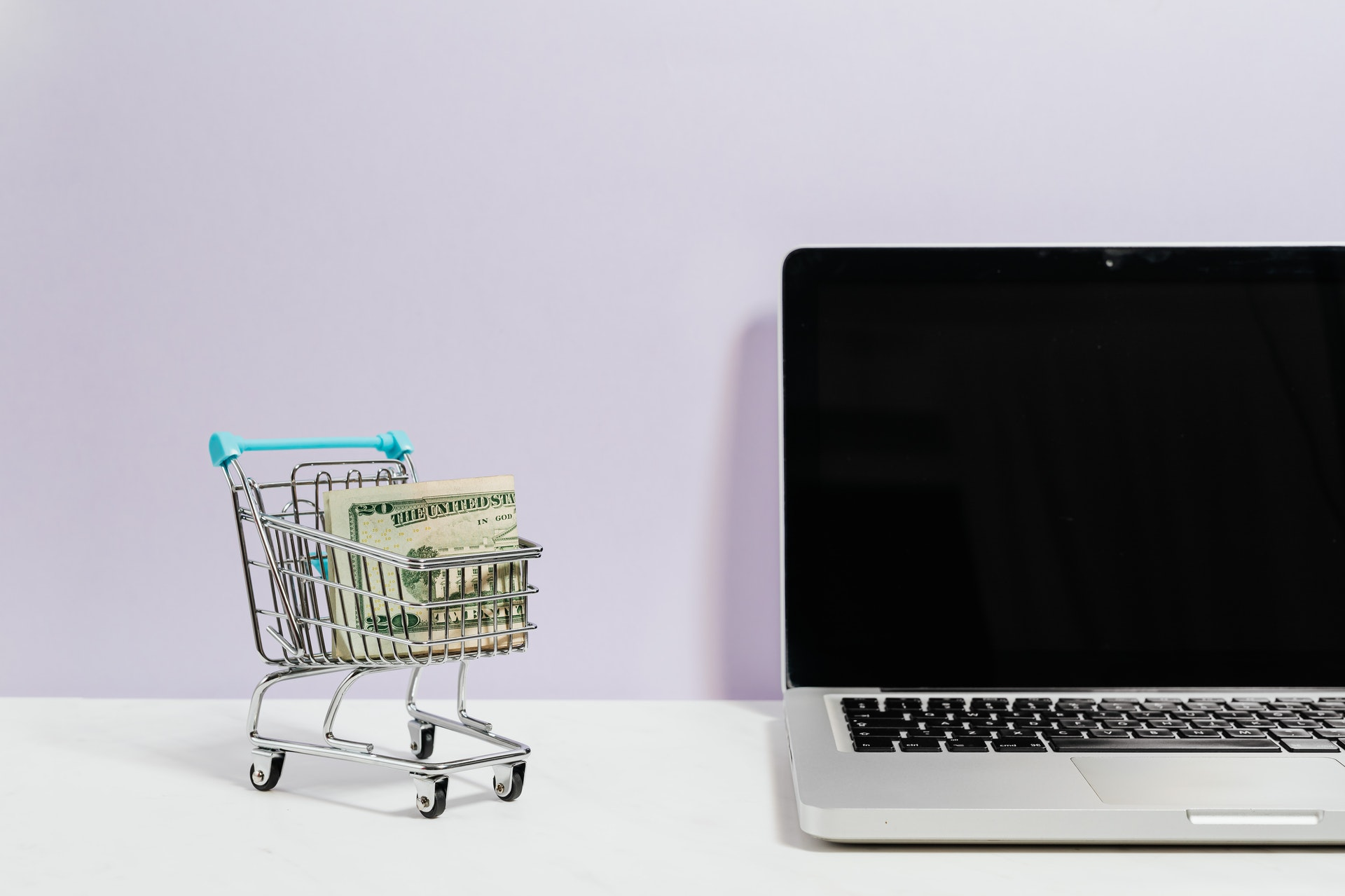 Web shop - Photo by Karolina Grabowska from Pexels