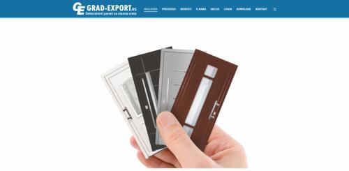 Grad-export Srbija